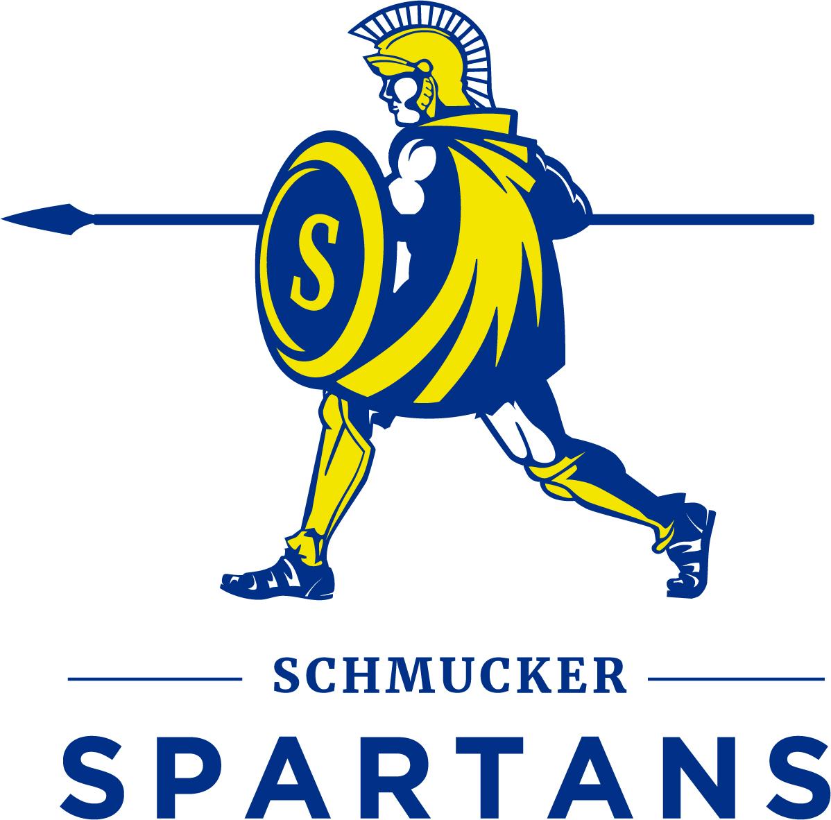 Schmucker athletic logo