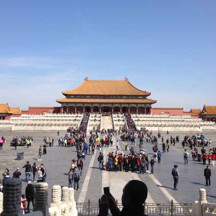 PHM Middle School China Trip April 2015