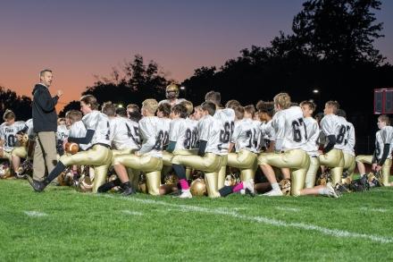 Penn Freshmen Football (Oct. 2018)