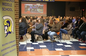 Spotlight on Schmucker Middle School, Board Meeting, Nov. 28, 2016