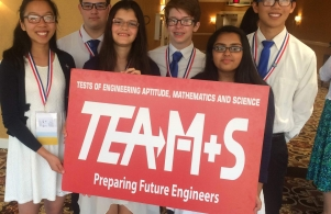 Way to go Schmucker TEAMS team: Second Place in the Nation!