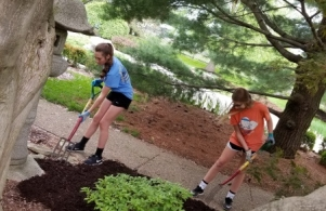 NJHS Service Project 2018-05-18 pic 3