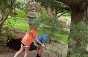 NJHS Service Project 2018-05-18 pic 5