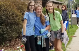 NJHS Service Project 2018-05-18 pic 6